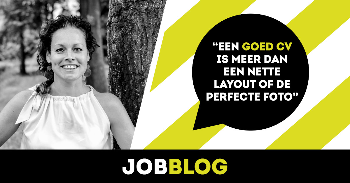 Goed CV Job Invest Blog